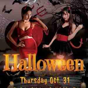 Billboard Halloween Party 2019