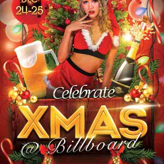 Christmas Party at Billboard Bangkok