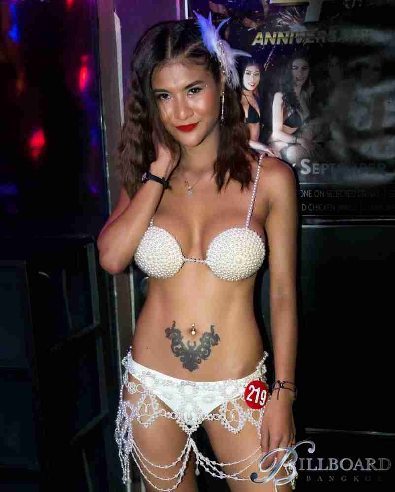 Billboard Bangkok 4th Annivesary Party Nana Plaza Thailand