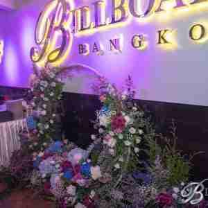 Billboard Bangkok 4th Annivesary Party Nana Plaza Thailand